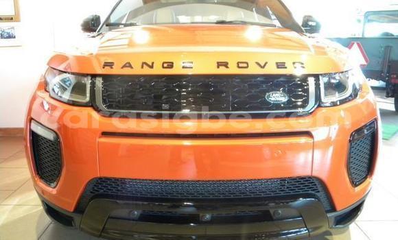 Acheter Neuf Voiture Land Rover Range Rover Evoque Rouge à Adawlato au Togo