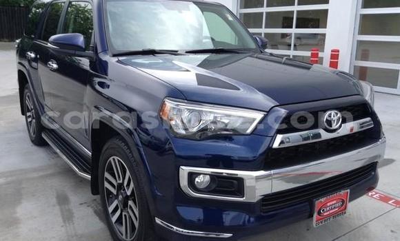 Acheter Occasion Voiture Toyota 4Runner Noir à Adawlato au Togo