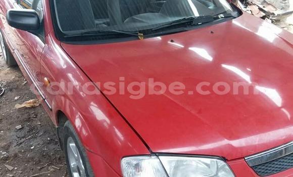 Acheter Occasion Voiture Mazda 323 Rouge à Lomé au Togo
