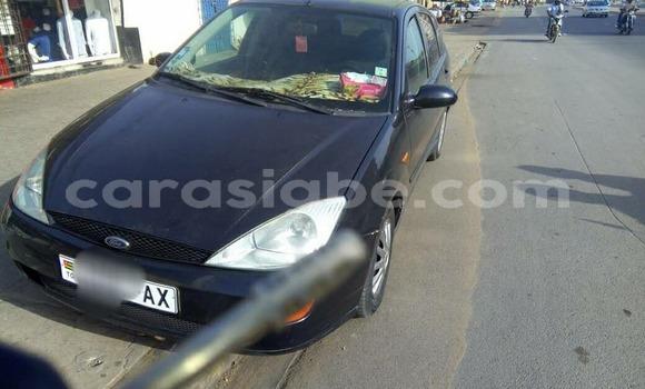 Acheter Occasion Voiture Ford Focus Noir à Lomé au Togo