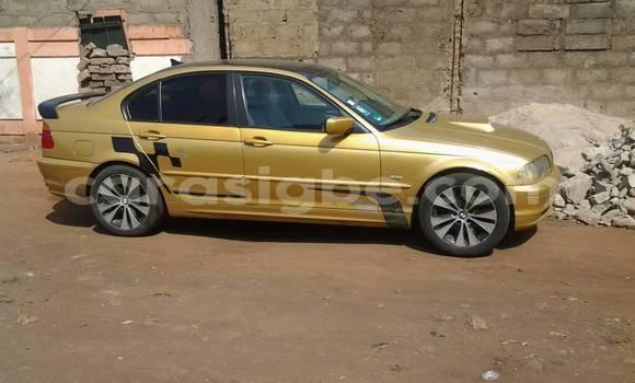 Acheter Occasion Voiture BMW 3-Series Autre à Lomé au Togo