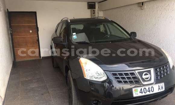 Acheter Occasion Voiture Nissan Rogue Noir à Lomé au Togo
