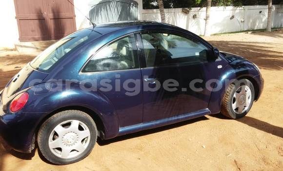Acheter Occasion Voiture Volkswagen Beetle Bleu à Lomé au Togo