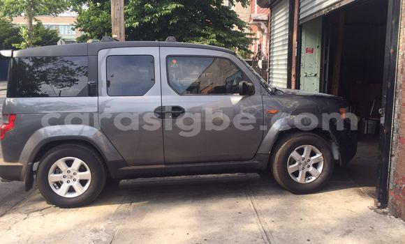 Acheter Occasion Voiture Honda Element Noir à Lomé au Togo