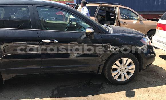 Acheter Occasion Voiture Acura RDX Noir à Lomé au Togo
