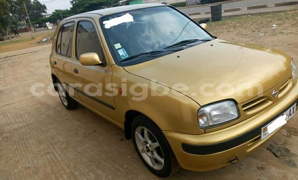 Acheter Occasion Voiture Nissan Micra Autre à Lomé au Togo