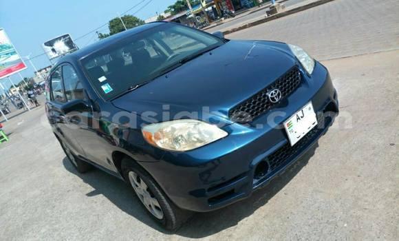 Acheter Occasion Voiture Toyota Matrix Noir à Lomé au Togo