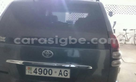 Acheter Occasion Voiture Toyota Land Cruiser Prado Autre à Adawlato au Togo