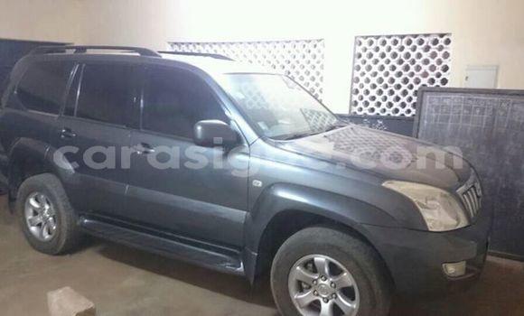 Acheter Occasion Voiture Toyota Land Cruiser Prado Autre à Adawlato, Togo