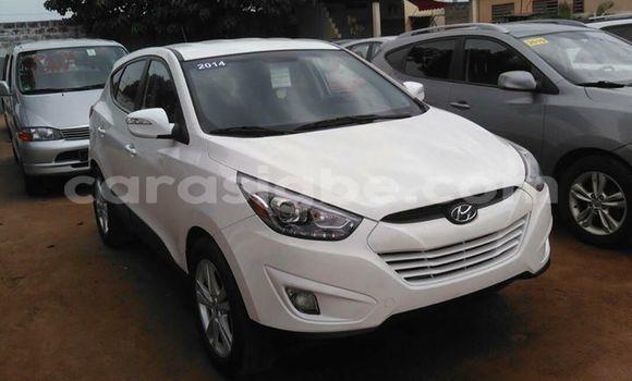 Acheter Occasion Voiture Hyundai Tucson Blanc à Adawlato, Togo