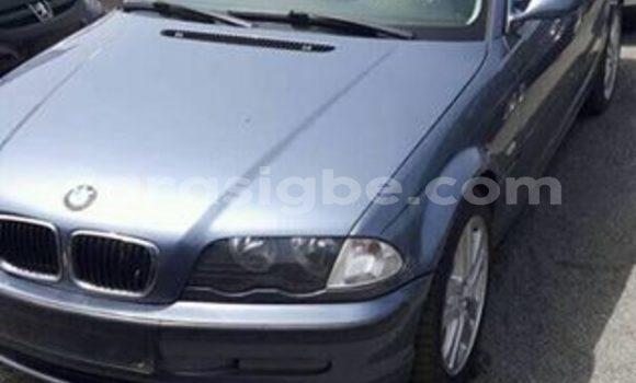 Acheter Occasion Voiture BMW 3-Series Autre à Adawlato au Togo