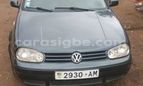 Acheter Occasion Voiture Volkswagen Golf Autre à Adawlato au Togo