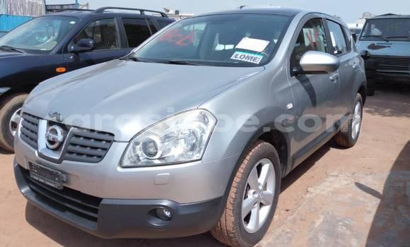 Acheter Occasion Voiture Nissan Qashqai Gris à Lomé, Togo