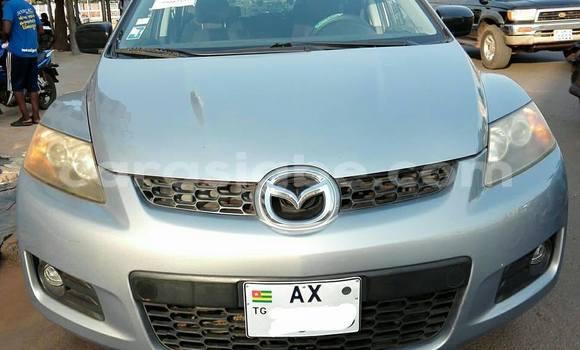 Acheter Occasion Voiture Mazda CX-7 Noir à Lomé au Togo