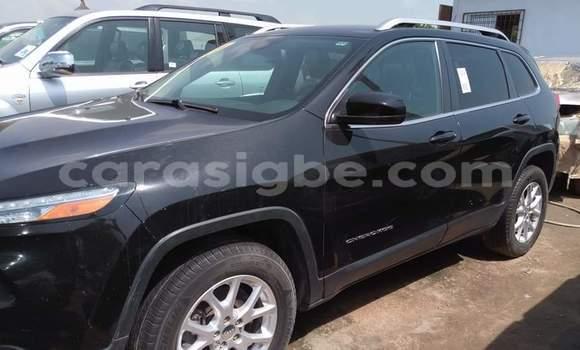 Acheter Occasions Voiture Jeep Grand Cherokee Noir à Lomé au Togo