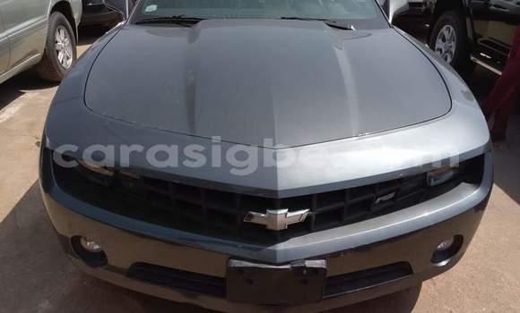 Acheter Occasion Voiture Chevrolet Camaro Noir à Lomé, Togo