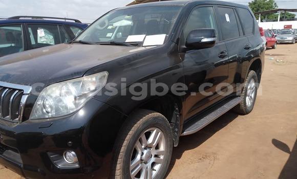 Acheter Occasion Voiture Toyota Land Cruiser Prado Bleu à Lomé, Togo