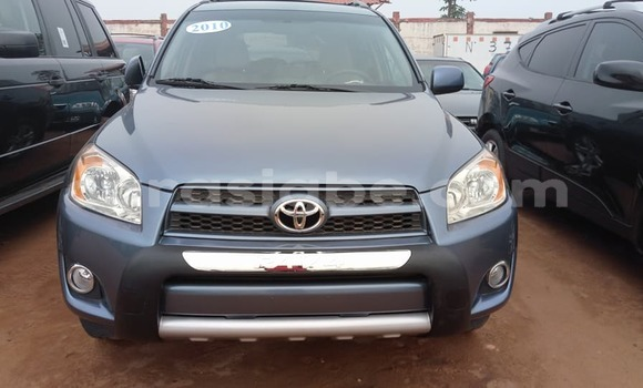 Acheter Occasion Voiture Toyota RAV4 Gris à Lomé, Togo