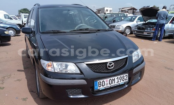 Acheter Occasion Voiture Mazda Mazda Premacy Noir à Lomé, Togo