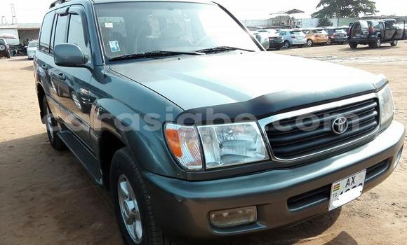 Acheter Occasion Voiture Toyota Land Cruiser Noir à Lomé au Togo