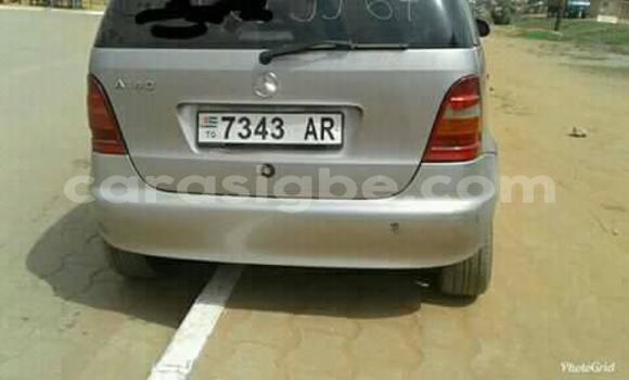 Acheter Occasion Voiture Mercedes‒Benz A–Class Gris à Lomé, Togo