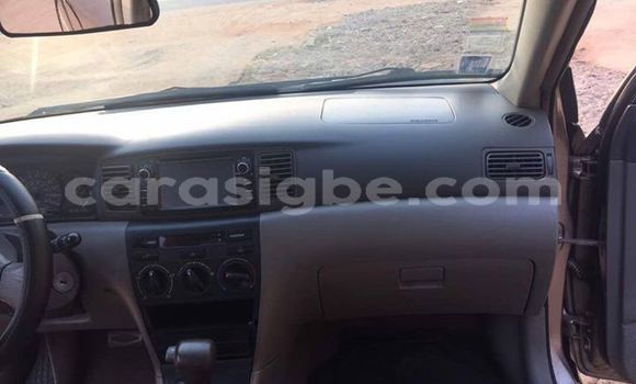 Acheter Occasion Voiture Toyota Corolla Autre à Lomé au Togo
