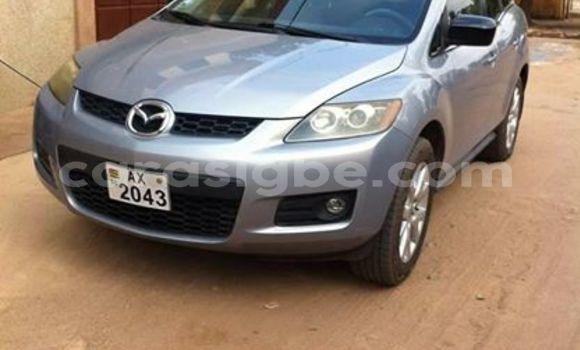 Acheter Occasion Voiture Mazda CX-7 Gris à Lomé au Togo