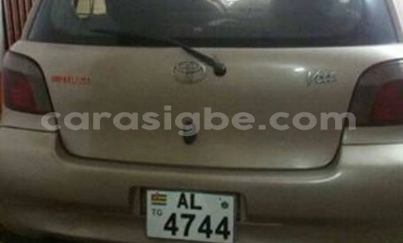 Acheter Occasion Voiture Toyota Yaris Autre à Lomé au Togo