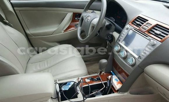 Acheter Occasion Voiture Toyota Camry Blanc à Lomé, Togo