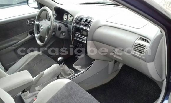 Acheter Occasion Voiture Mazda 626 Bleu à Lomé, Togo