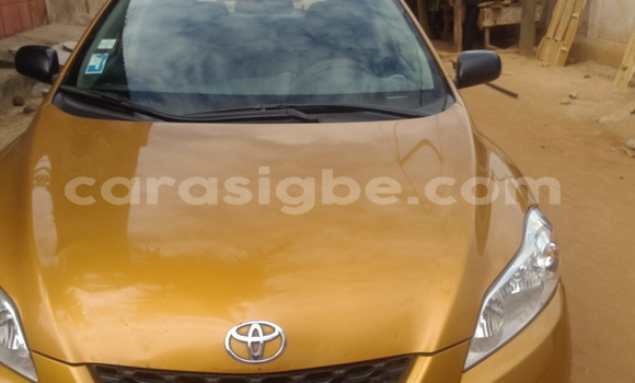 Acheter Occasion Voiture Toyota Matrix Autre à Lomé au Togo
