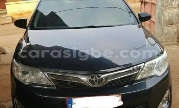 Acheter Occasion Voiture Toyota Camry Noir à Lomé au Togo