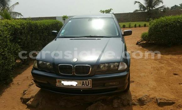 Acheter Occasion Voiture BMW E46 Noir à Lomé au Togo