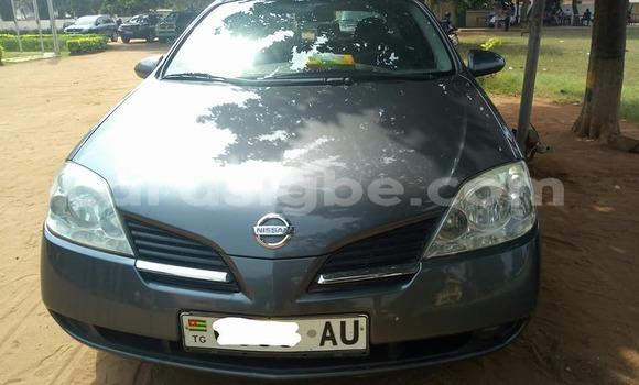 Acheter Occasion Voiture Nissan Primera Noir à Lomé au Togo
