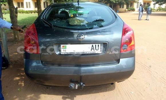 Acheter Occasion Voiture Nissan Primera Noir à Lomé, Togo
