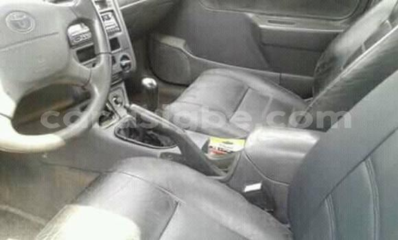 Acheter Occasion Voiture Toyota Carina Gris à Lomé au Togo