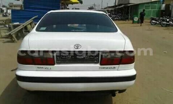 Acheter Occasion Voiture Toyota Carina Blanc à Lomé au Togo