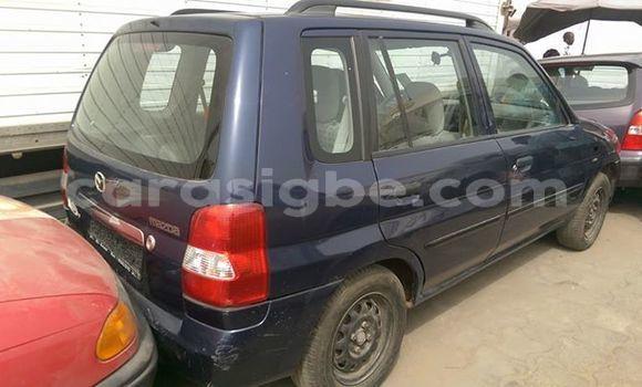 Acheter Occasion Voiture Mazda Demio Bleu à Lomé, Togo