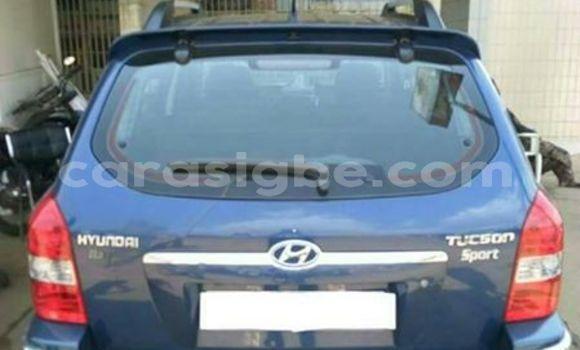 Acheter Occasion Voiture Hyundai Tucson Bleu à Lomé, Togo