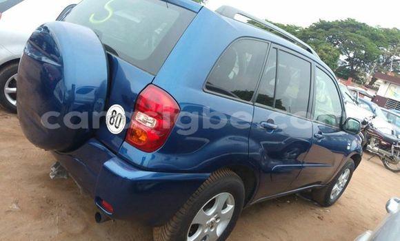 Acheter Occasion Voiture Toyota RAV4 Bleu à Lomé, Togo