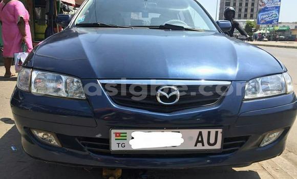 Acheter Occasion Voiture Mazda 626 Bleu à Lomé au Togo
