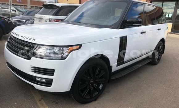 Acheter Neuf Voiture Land Rover Range Rover Vogue Blanc à Lomé au Togo