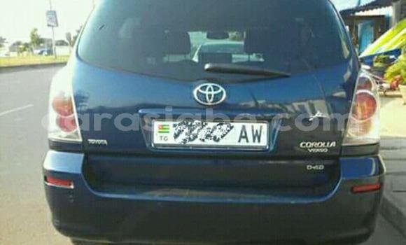 Acheter Neuf Voiture Toyota Corolla Bleu à Lomé au Togo