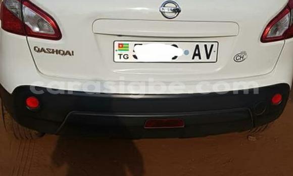 Acheter Occasion Voiture Nissan Qashqai Noir à Lomé au Togo