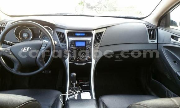 Acheter Occasion Voiture Hyundai Sonata Blanc à Lomé, Togo