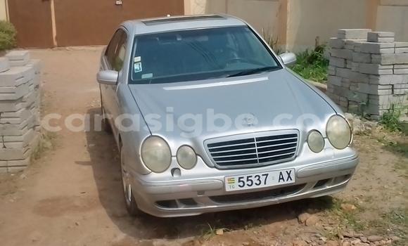 Acheter Occasion Voiture Mercedes‒Benz E-Class Gris à Lomé au Togo