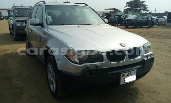 Acheter Occasion Voiture BMW X3 Gris à Lomé au Togo