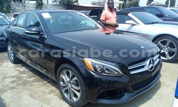 Acheter Occasion Voiture Mercedes‒Benz 300-Series Noir à Lomé au Togo