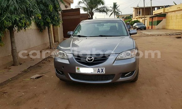 Buy Used Mazda Mazda 3 Silver Car in Lome in Togo