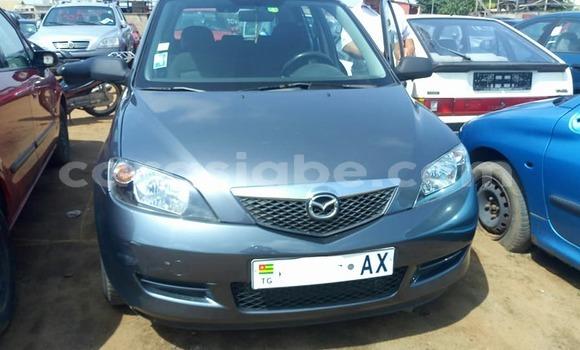 Buy Used Mazda Mazda 2 Silver Car in Lome in Togo